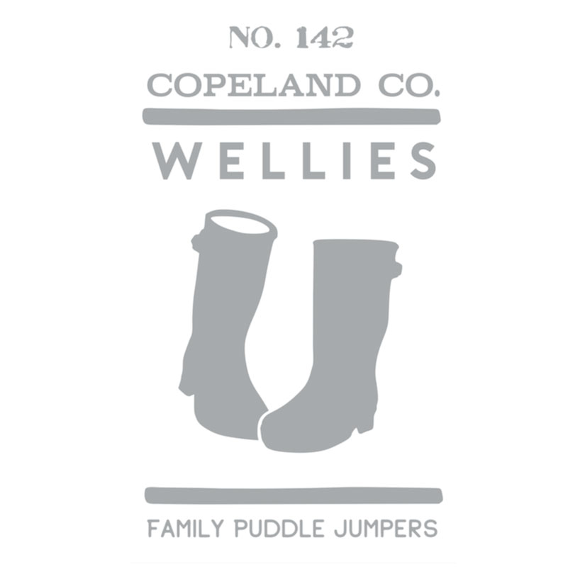 2033 Family Wellies Boots