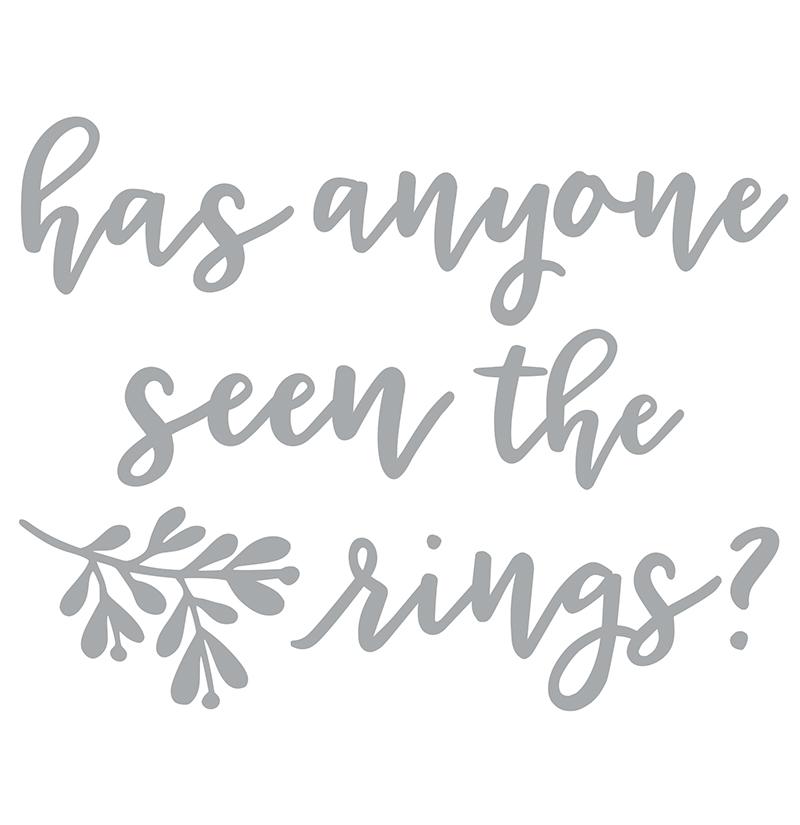 7010 Has Anyone Seen the Rings