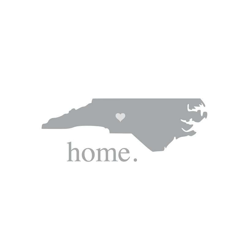 8320 North Carolina Home State