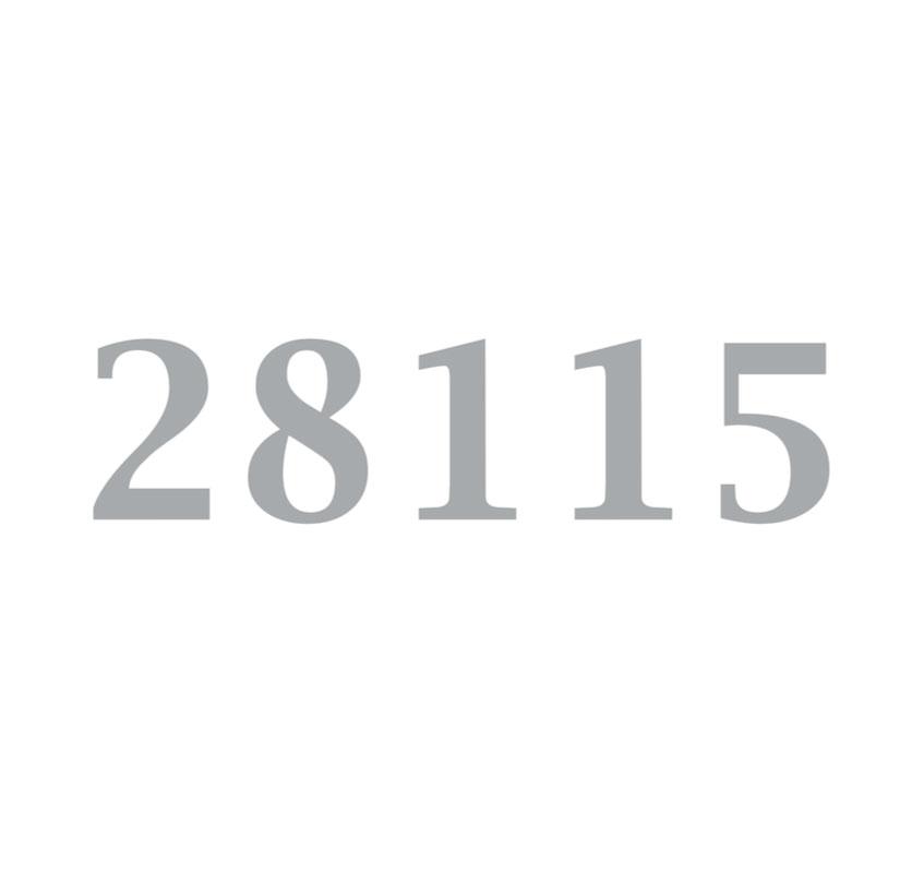 LC0307 Zip Code 28115