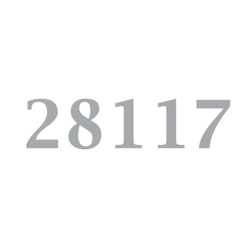 LC0311 Zip Code 28117