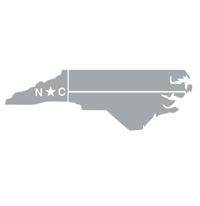 8324 NC State Flag