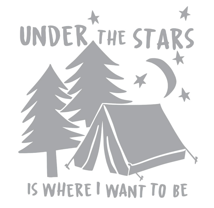4029 Under the Stars Camping