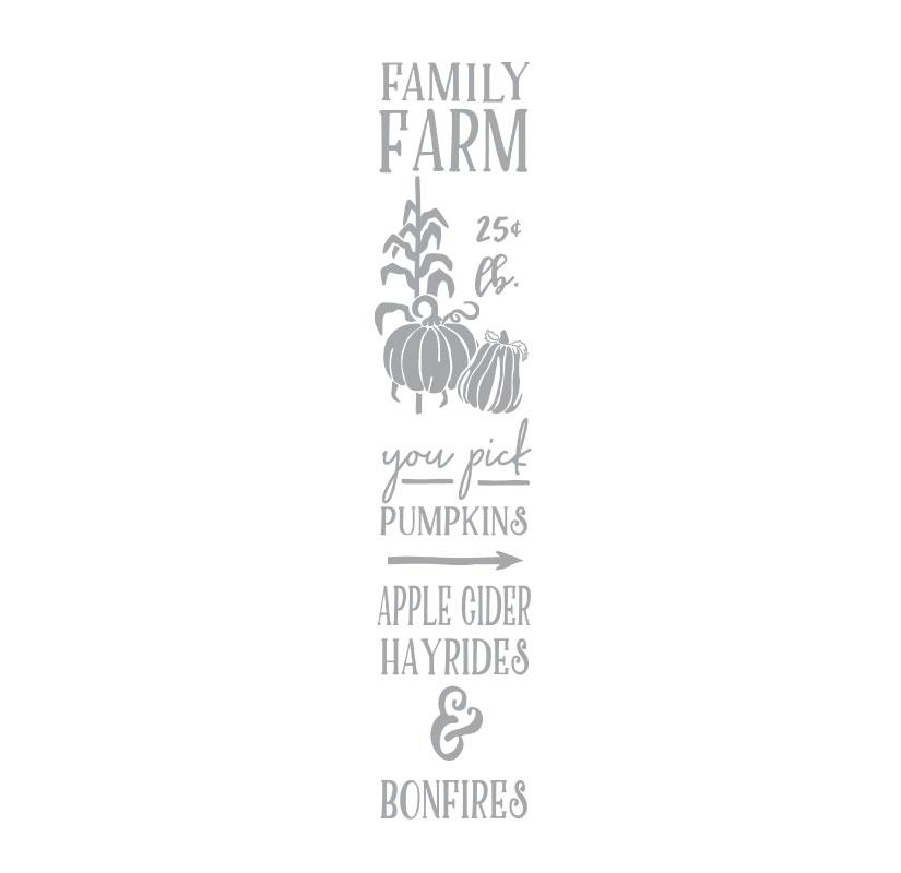 4035 Family Farm Pumpkin