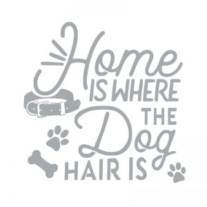 5181 Home is Where the Dog Hair Is