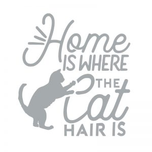5182 Home is Where the Cat Hair Is
