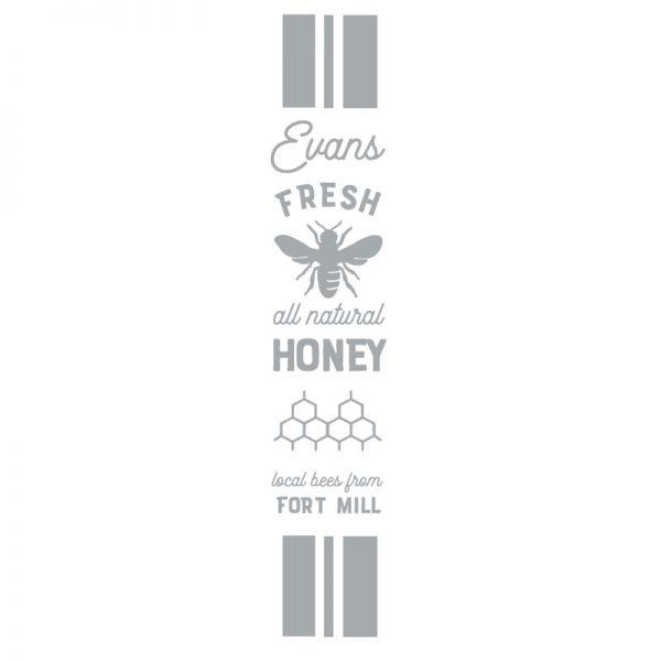 2047 Name Fresh Local Honey
