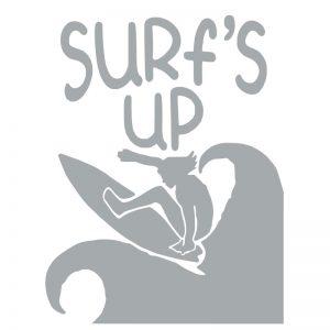 6059 Female Surf's Up