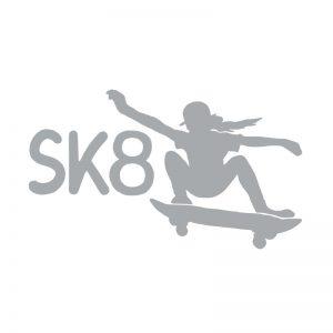 6061 Female Skater
