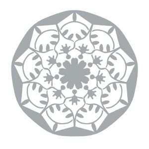 6067-08 Peace Mandala