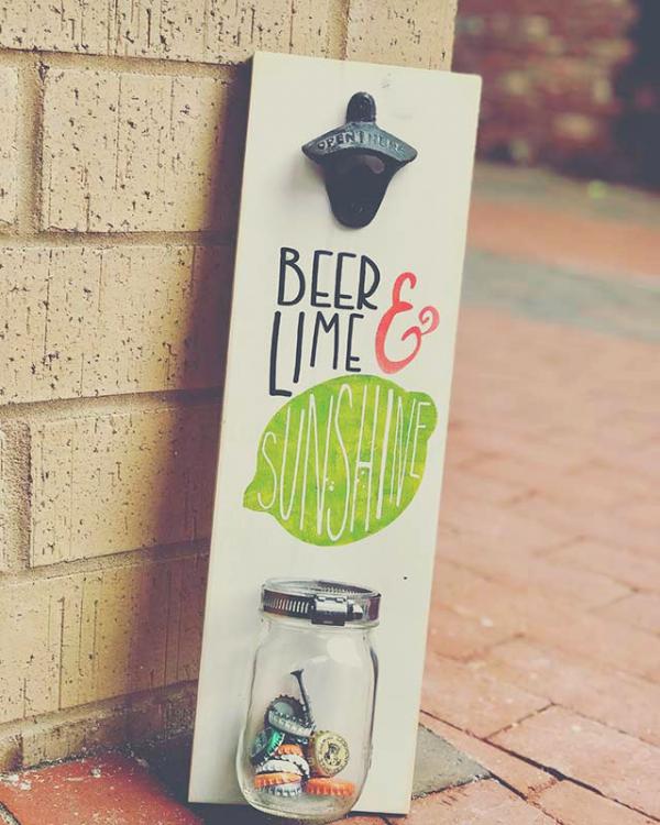 SP101 Beer Bottle Opener
