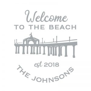 3043 Welcome to the Beach Pier
