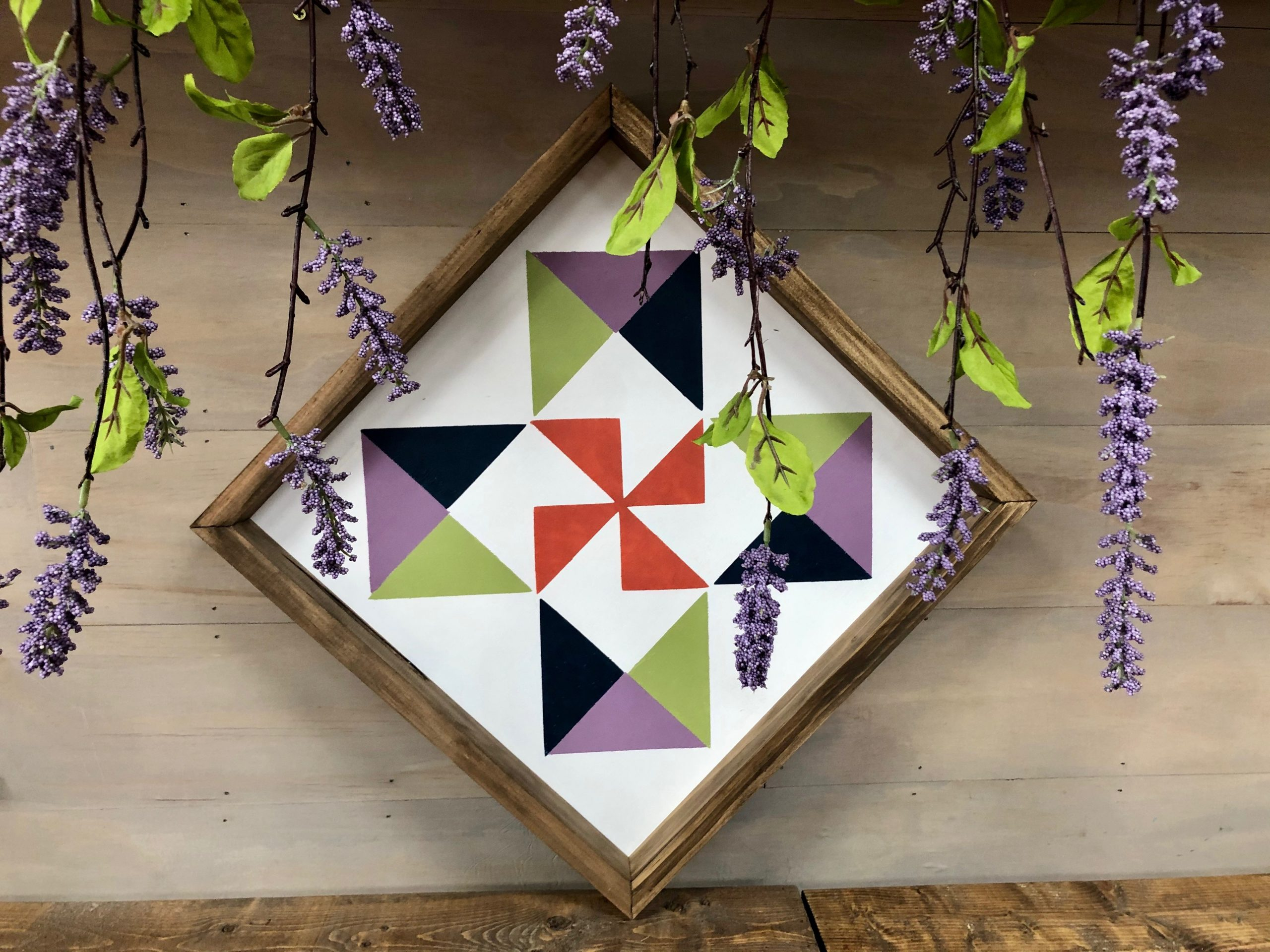 August 27: SOLD OUT – Barn Quilts & Brews