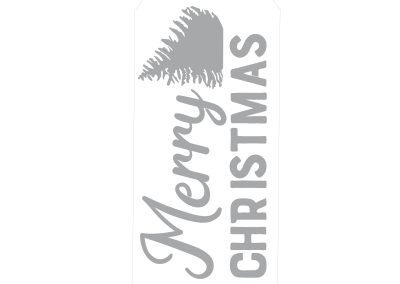 TM144-08 Merry Christmas
